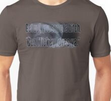 Mickey Loves Ya - Rocky Unisex T-Shirt
