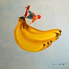 On banana by Candy1974