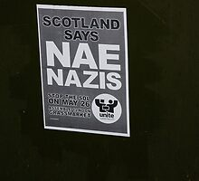 Nae Nazis by Nik Watt