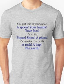 THE EARTH! T-Shirt