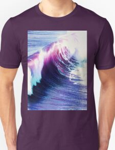Colorful  Ocean Waves T-Shirt