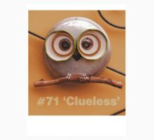 #71 'Clueless' -- T-shirt or sticker by Robyn Stewardson