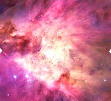 Orion Nebula [Pink] | Fresh Universe Sticker