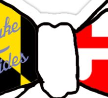 Maryland Bow Tie Sticker