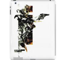 Metal Gear Solid: Solid snake iPad Case/Skin