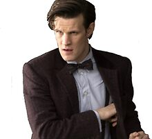 11th Doctor- Doctor Who by johnsmoustache