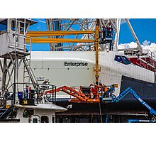 Space Shuttle Enterprise Photographic Print