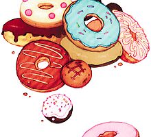 donuts by amika