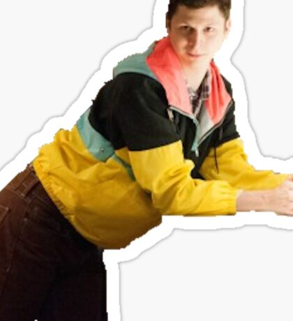 Sassy Michael Cera Sticker