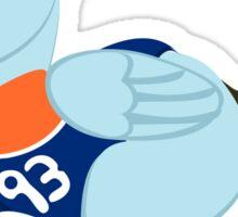 Nugent-Pegakins Sticker