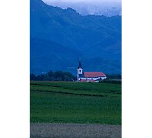 Church of Saint Peter Photographic Print