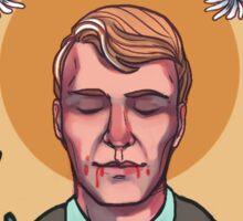 Hannibal Lecter Sticker