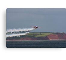 SWIP Display Team Dawlish Airshow Canvas Print