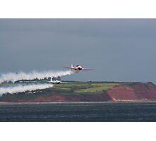 SWIP Display Team Dawlish Airshow Photographic Print