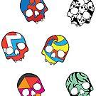 Skull Pack by Landon Wierenga