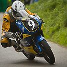 Wayne Kennedy @ Cookstown 100, 2012 by ImageMoto  by Nigel Bryan