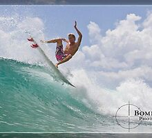 Surfing Nicaragua by Bombsight