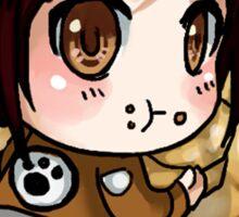 Attack on Titan Sticker Set : MelonPan Sasha Sticker