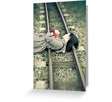 Melancholia  Greeting Card