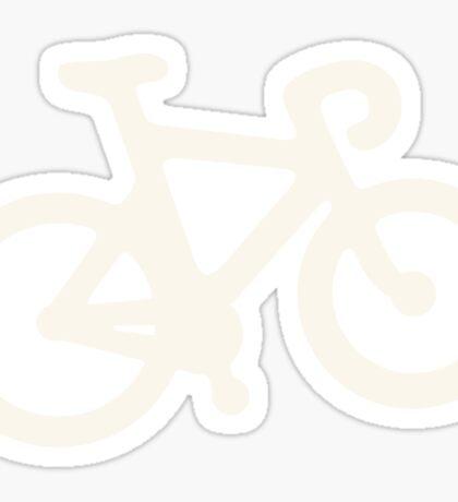 Muddy Simple Bike Sticker