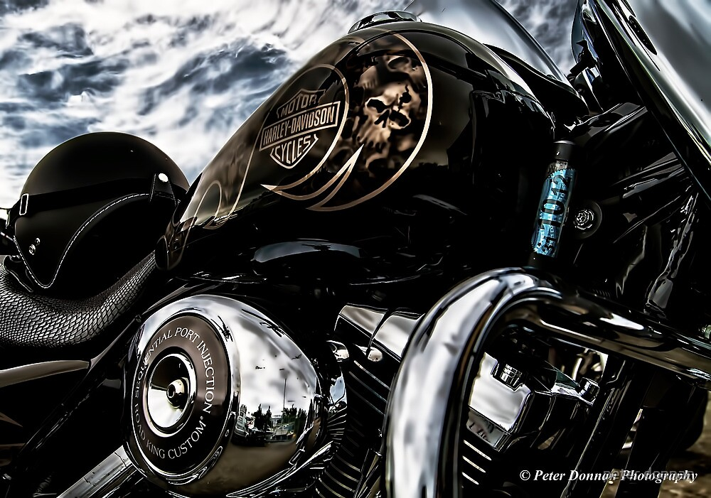 Road King by peter donnan