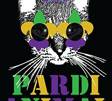 Pardi Animal Sticker & More Clothing Colors by StudioBlack