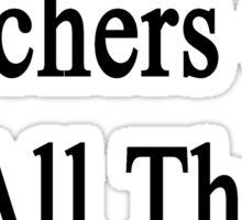 Economics Teachers Get All The Hot Women Sticker