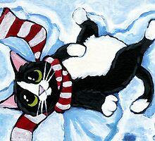 Snow Angel by Lisa Marie Robinson