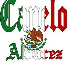 Canelo alvares mexican by JUSTiceTEA