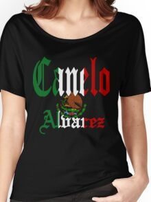 Canelo alvares mexican Women's Relaxed Fit T-Shirt