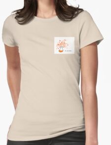 My experiment is .... Womens Fitted T-Shirt
