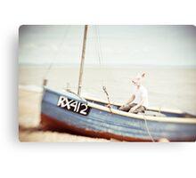 Sailing Days  Metal Print