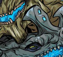 Kaiju Love Sticker