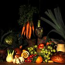 Bodegon still life  by Darren Bailey LRPS