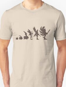 Evolution of Monsters 3 (Light Version) T-Shirt