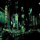 Times Square by Jimmy Joe