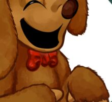 Rowlf the Dog Sticker