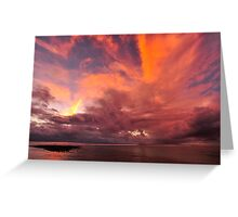 Fireworks in the Sky Greeting Card