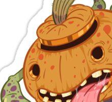 Octopumpkipus Sticker