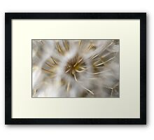 Once Upon A Time, I Fell Fast Into Love.... Framed Print