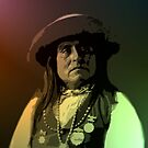 Chief Josh - San Carlos Apache by lisaberton