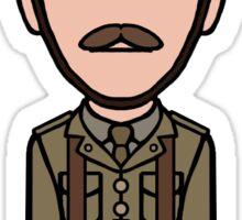 Major Stewart from War Horse (sticker) Sticker