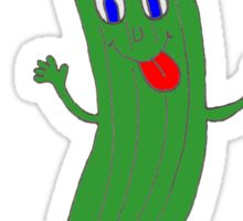 pickle Sticker