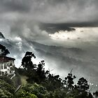Monserrate, Bogota, Colombia  by Zach Chadim