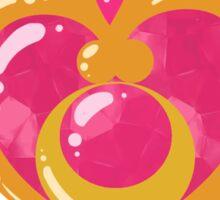 Sailor Moon: Moon Crisis Brooch Sticker
