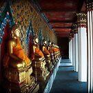 Infinite Buddha by Zach Chadim