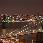 Brooklyn Bridge, NYC by Zach Chadim