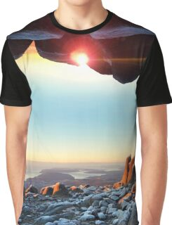 Window to the Sky Graphic T-Shirt