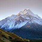 Mount Cook by Christine Smith