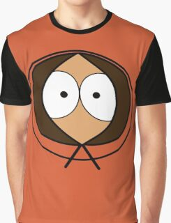 Kenny from south park Graphic T-Shirt